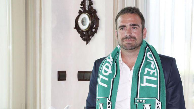 Новият треньор на Лудогорец ще си напазарува половин отбор от Португалия