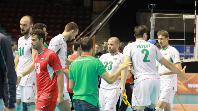 България излиза за победа срещу Аржентина