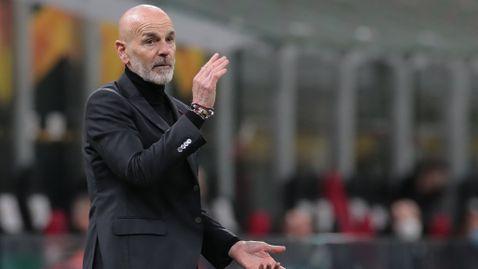Пиоли е разочарован от отпадането на Милан
