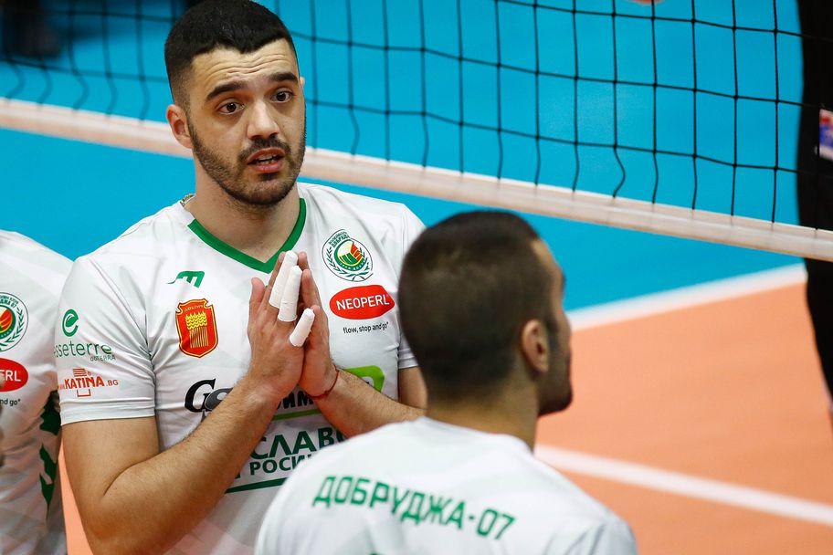Финал за купата на България: Добруджа - Нефтохимик