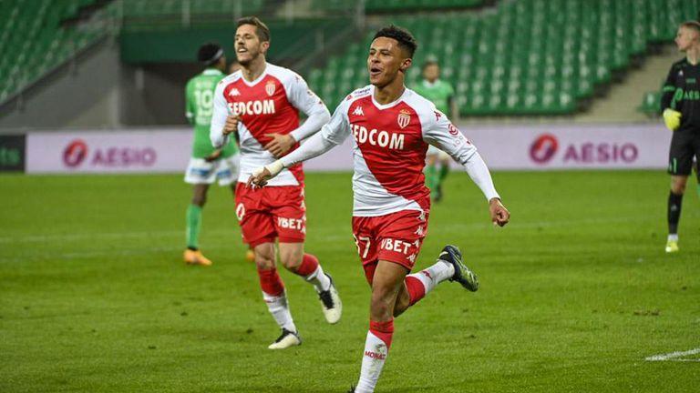 Монако се подигра със Сент Етиен (видео)