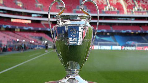 УЕФА одобри промените в Шампионската лига