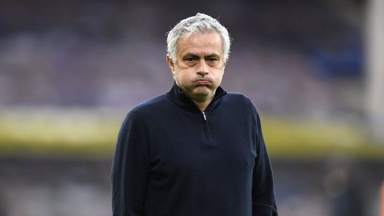 Официално: Тотнъм уволни Моуриньо