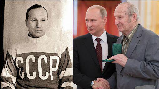 На 98-годишна възраст почина един от пионерите на хокея на лед в Русия
