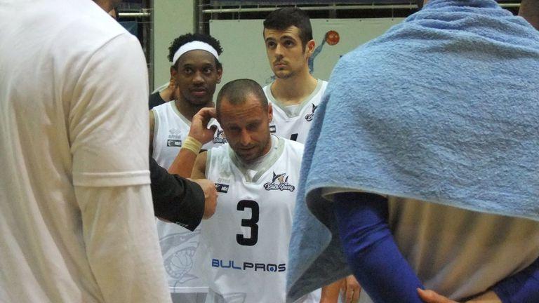 Михаил Капитанов счупи три вечни рекорда в българския баскетбол