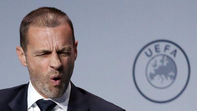 Чеферин: Не съм виждал такива лъжци като Аниели и Уудуърд, ШЛ ще има и без тези 12 клуба