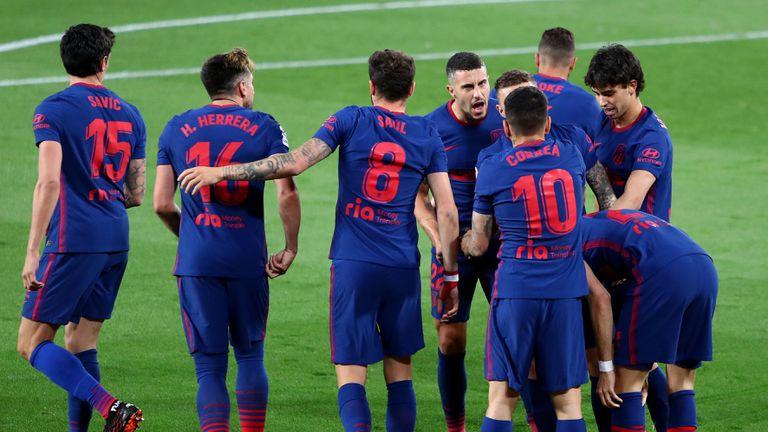 Атлетико Мадрид обясни каква е вината на УЕФА