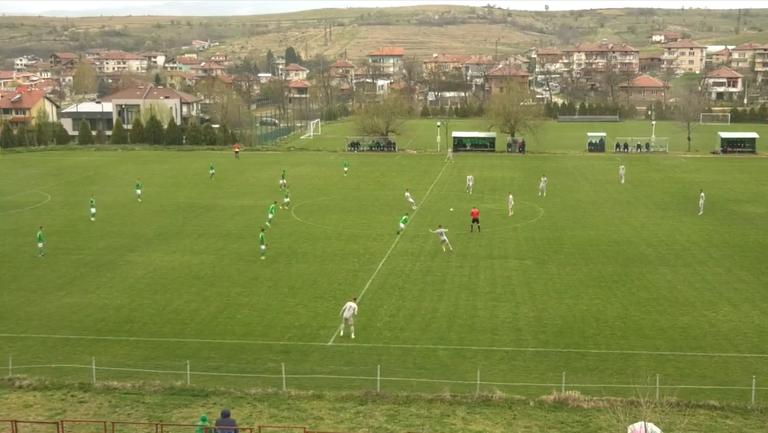 (U19) Пирин - Лудогорец 0:2