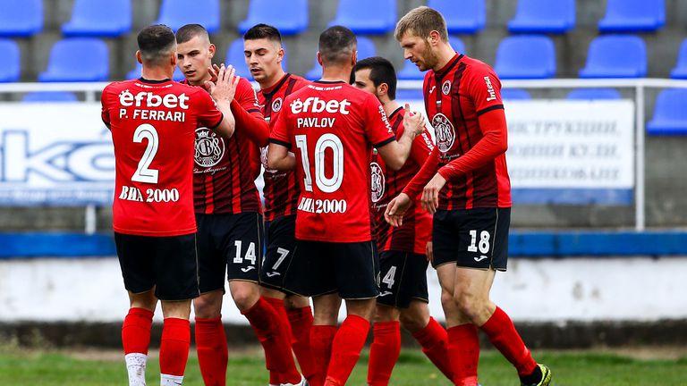 Александров успя да прониже вратаря на Струмска слава и Локо (Сф) поведе в резултата