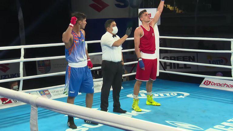 Чолов донесе първи медал на България от Световното по бокс за младежи