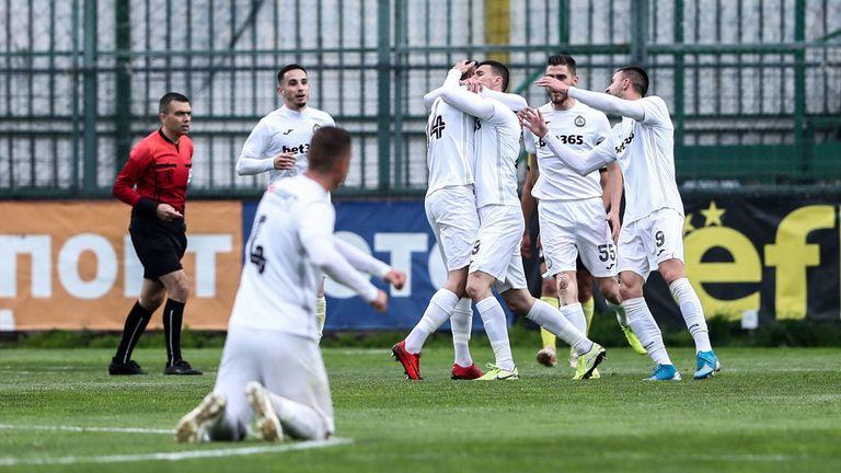 Групата на Славия за двубоя срещу Ботев (Враца)