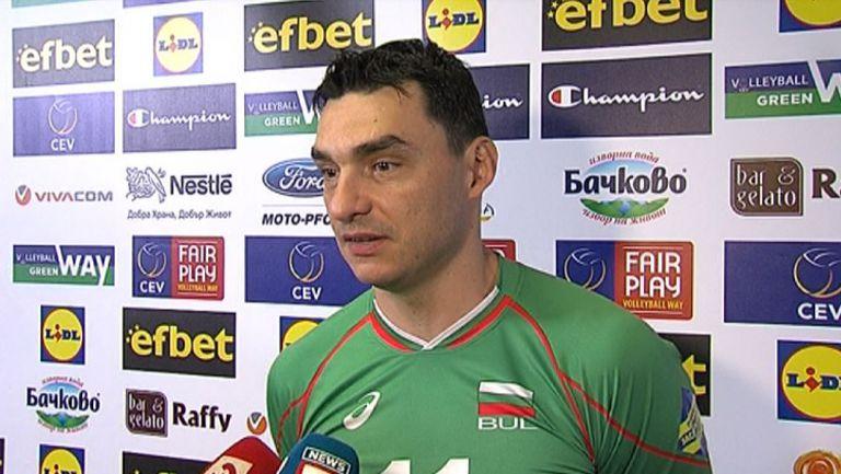Владо Николов: Подценихме един мач, който можеше да ни коства много