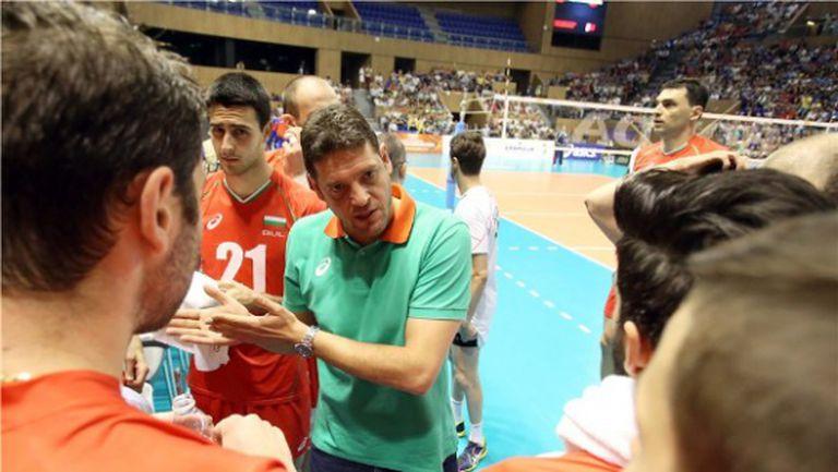 Пламен Константинов: Важното е да играем силно и за победа във всеки един мач