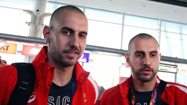 Братя Братоеви: Щастливи сме от факта, че се върнахме със сребърни медали (ВИДЕО)