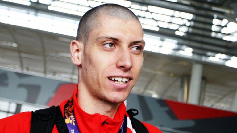 Жани Желязков: Бях сигурен, че можем да се върнем с медал