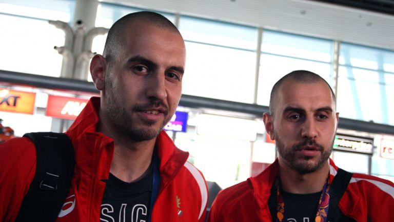 Братя Братоеви пред трансфер в ПАОК