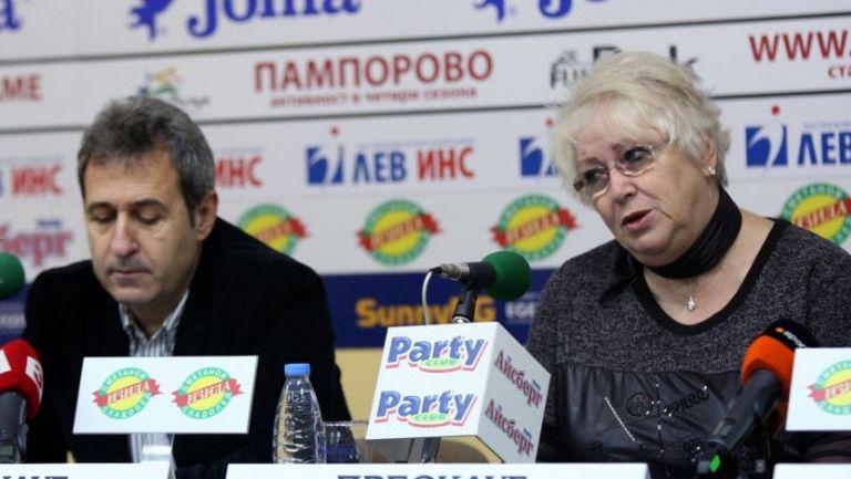 """Волейболистите със """"Спортен Икар"""" за 2015 година"""