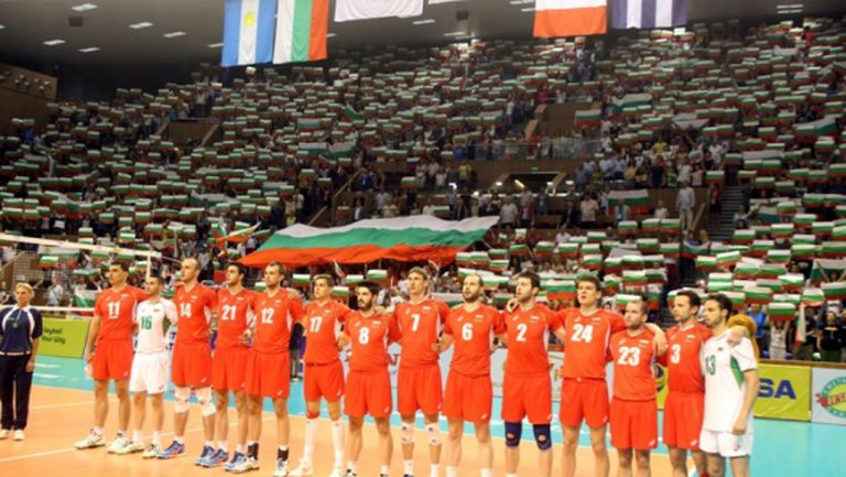 Официална пресконференция преди България - Аржентина от Световната лига
