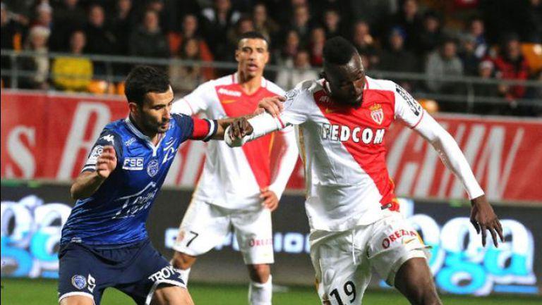 Троа - Монако 0:0