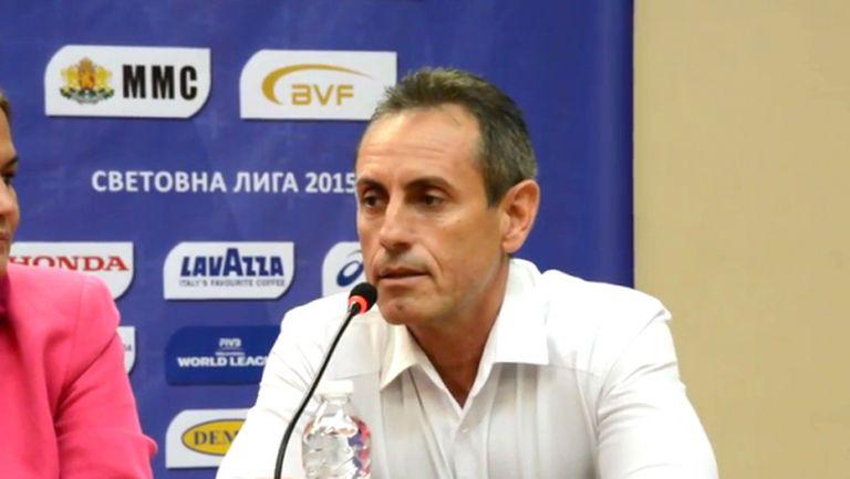 Минко Христов: Варна е не само Морска, но и столица на волейбола (ВИДЕО)