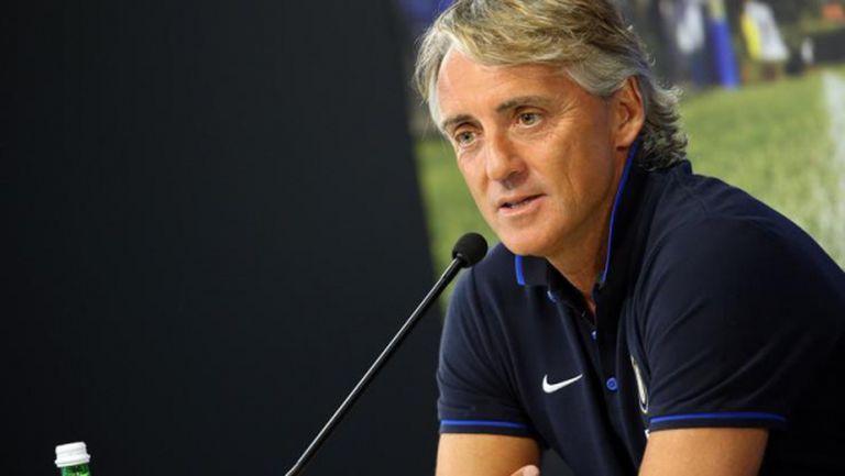 Манчини: Интер гони титлата, намалихме разликата с Юве