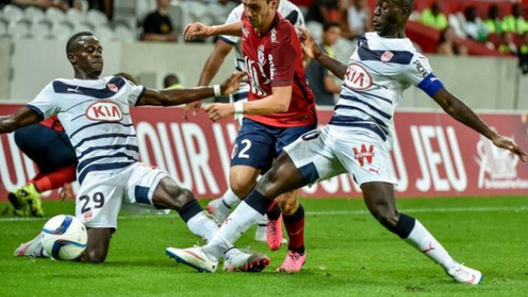 Гредите спряха Лил за победа над Бордо