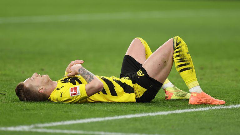 В Борусия (Дортмунд) очакват Марко Ройс да се завърне скоро в игра