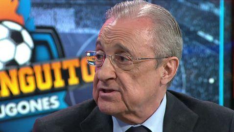 Флорентино Перес: Опитваме се да спасим футбола, УЕФА няма как да ни спре