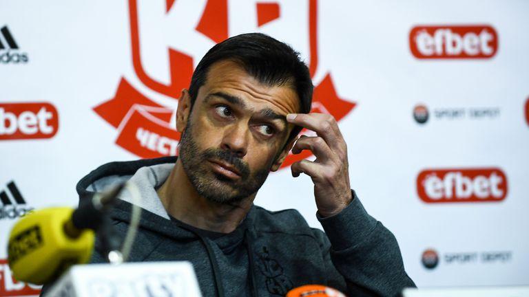 Росен Кирилов: Ще опитаме да вземем точки от Лудогорец