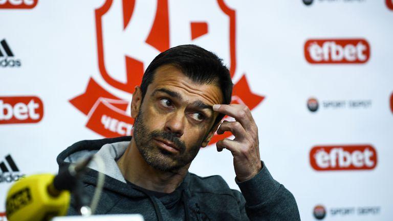 Росен Кирилов: Ще се опитаме да вземем точка от Лудогорец