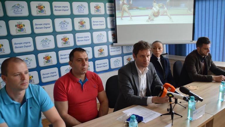 Около 300 състезатели от 11 държави ще участват на Световната купа по спортна акробатика в София