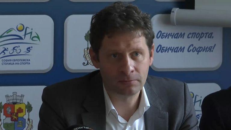 Владимир Колев: Да сме домакини на фона на тази обстановка е много трудно, но и ценно за нас