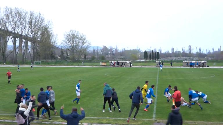 Страхотен гол донесе точка на Спартак (Варна) срещу Черно море в елитната група до 17 години