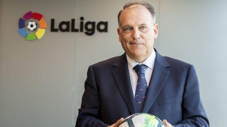 Тебас: Флорентино е изгубен, Суперлигата не е решение