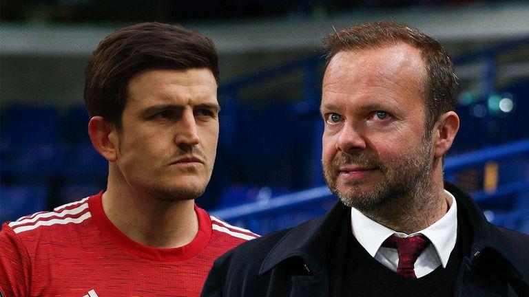 Играчите на Ман Юнайтед бесни, Магуайър се конфронтирал с Уудуърд