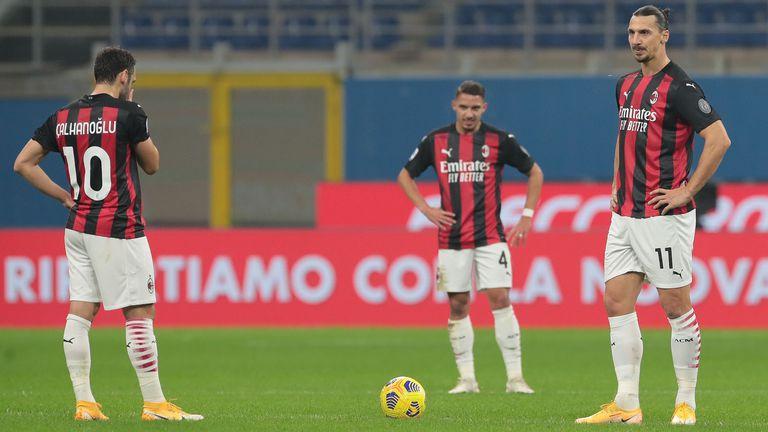 Ибрахимович и още трима титуляри на Милан са под въпрос за мача със Сасуоло