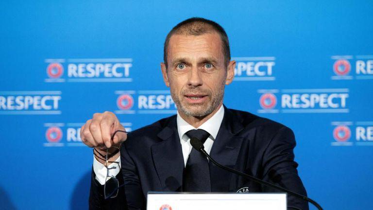 УЕФА гласува новите членове на изпълкома си