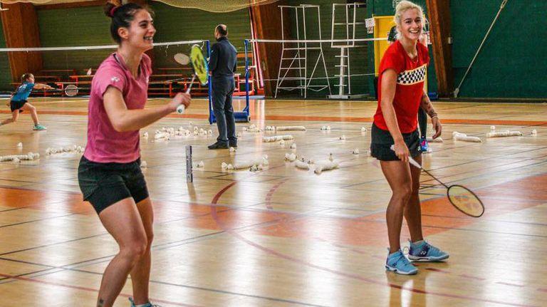 Жените започват от втория кръг на Европейското по бадминтон