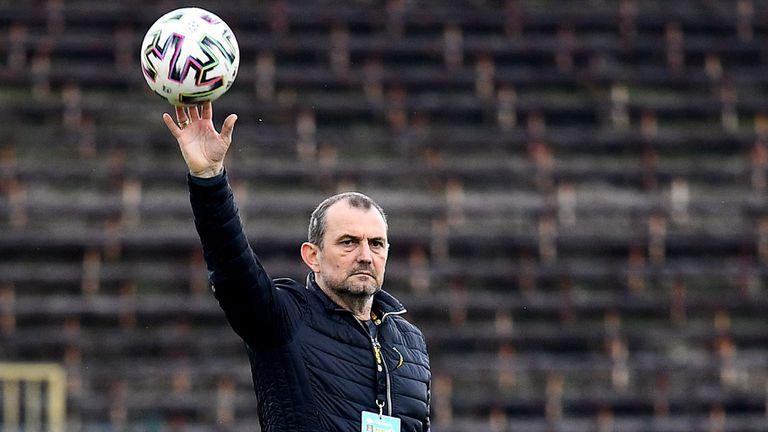 Загорчич: Дано продължаваме да играем по този начин и ще станем първи в групата