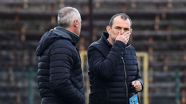 Златомир Загорчич: Нямахме общо с мача в Пловдив, двубоят с Етър е задължителен