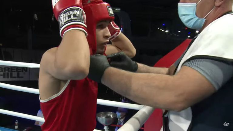 Бронз за Радослав Росенов на Световното по бокс