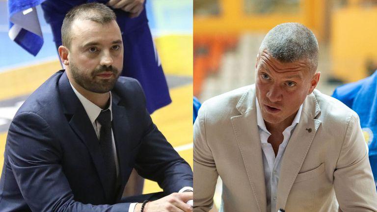 Блицът на Sportal.bg: Людмил Хаджисотиров vs. Александър Дяковски🏀