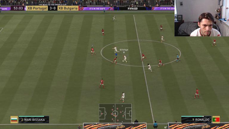 FIFAe Friendly: България - Португалия 1:3