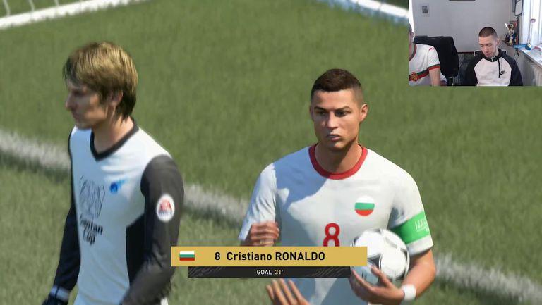 FIFAe Friendly: България - Украйна 3:3