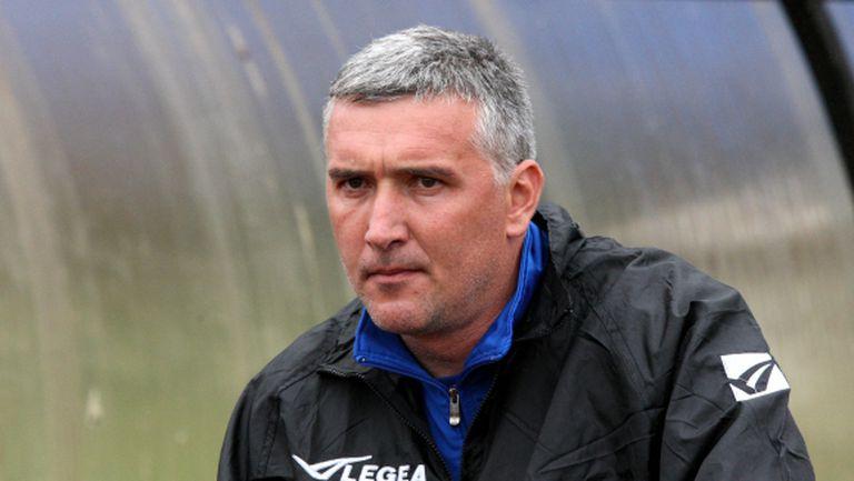 Треньорът на Рилецо: Играчите казаха, че първата дузпа за ЦСКА е измислена