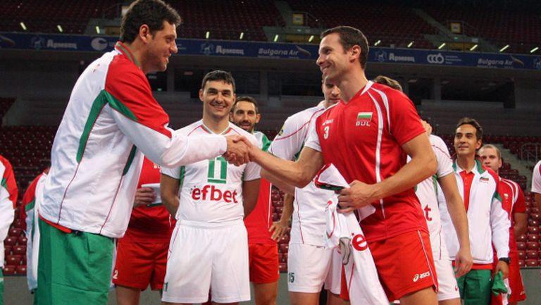 Андрей Жеков ще играе за България на Евроволей 2015 (ВИДЕО)