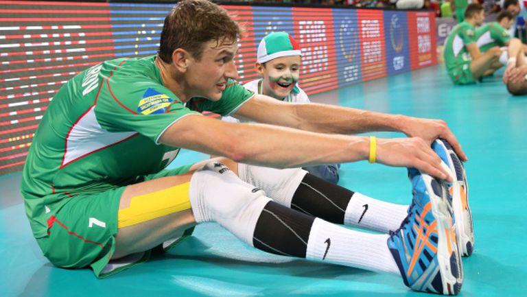 Миро Градинаров: Който си избере да играе с нас, ще бъде победен