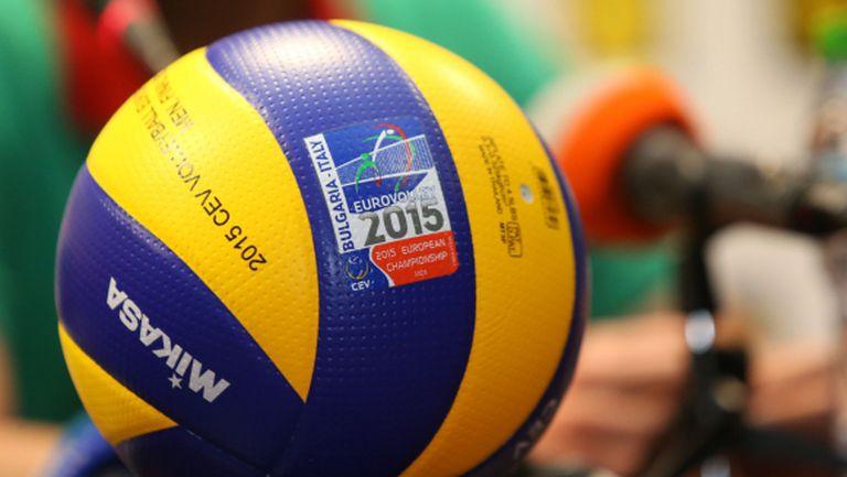 Вижте програмата на плейофите на Евроволей 2015