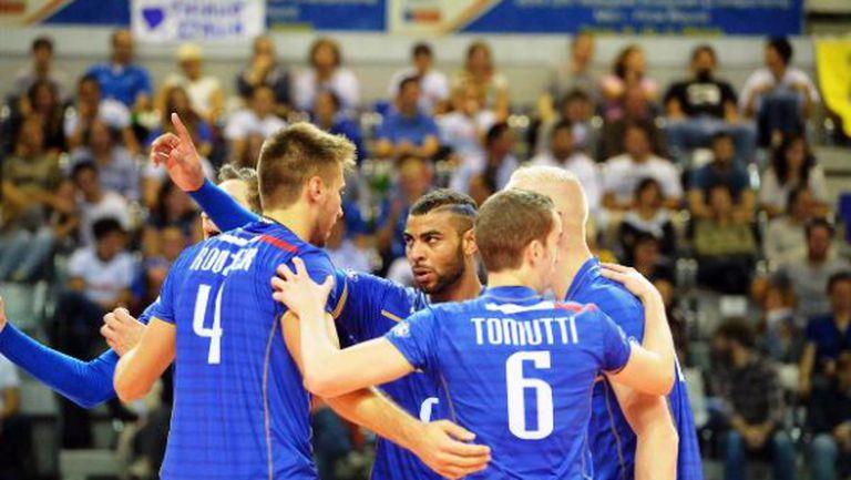 Франция на 1/4-финал след страхотен обрат и 3:2 над Италия (СНИМКИ)