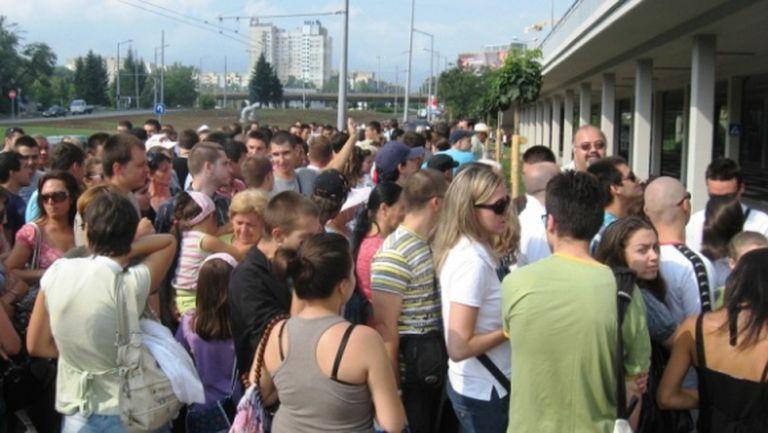 Презаверяват билети за четвъртфиналите в София